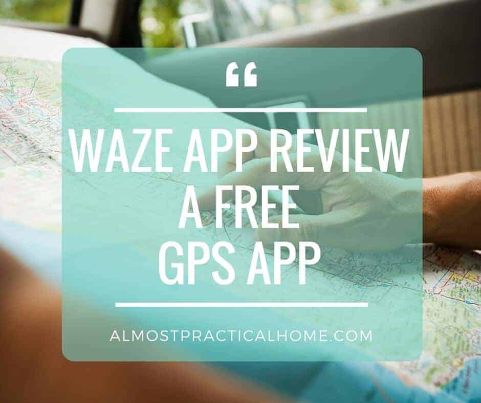 Waze App Review - An Awesome and FREE GPS App