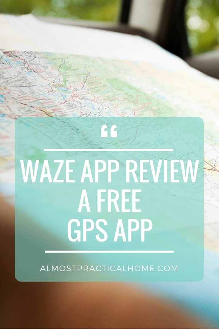 The Waze app is a free GPS app that can get you where you want to go in the shortest period of time.