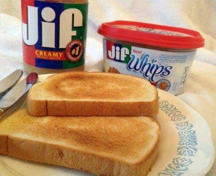 Jif Whips taste test