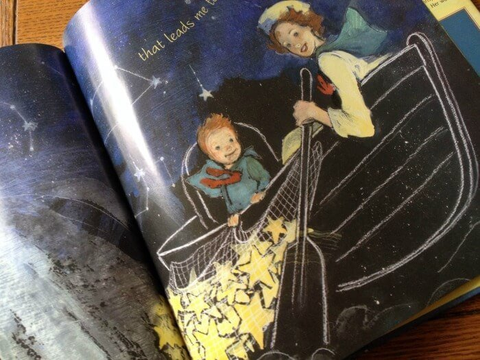 A children's book review featuring Sweet Dreams by Jewel