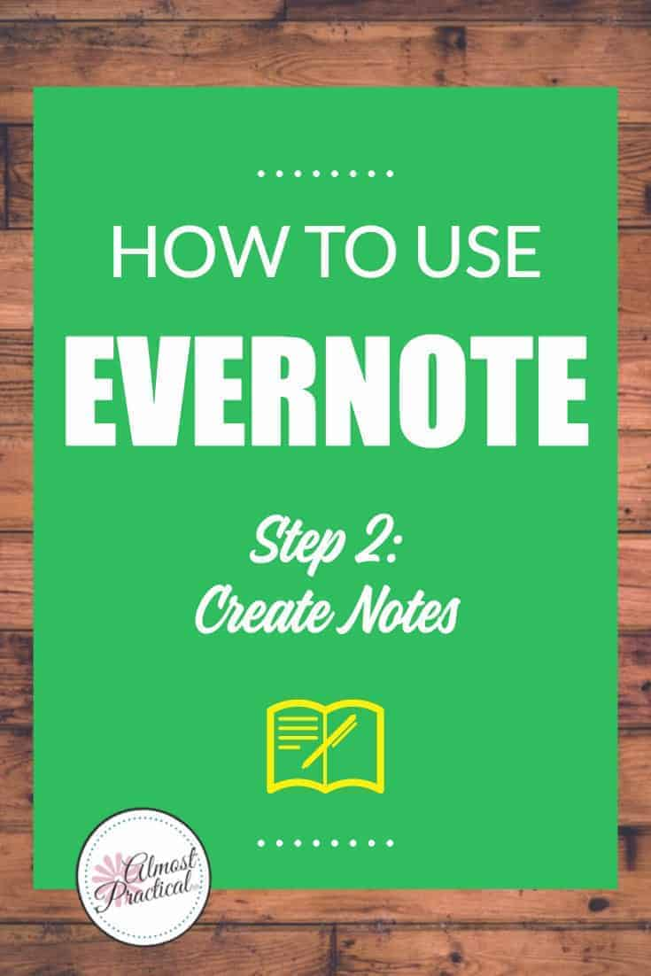 How To Use Evernote Effectively: Step 2 Collecting Notes