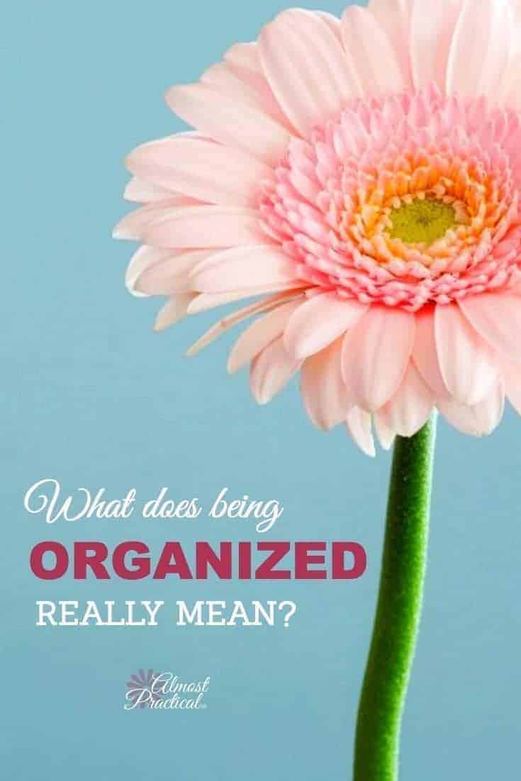 Better organization is something that we all chase. Find out the one thing we need to do to bring more order into our lives.