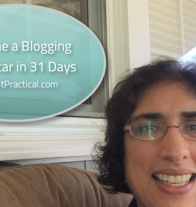 Become a Blogging Superstar in 31 Days