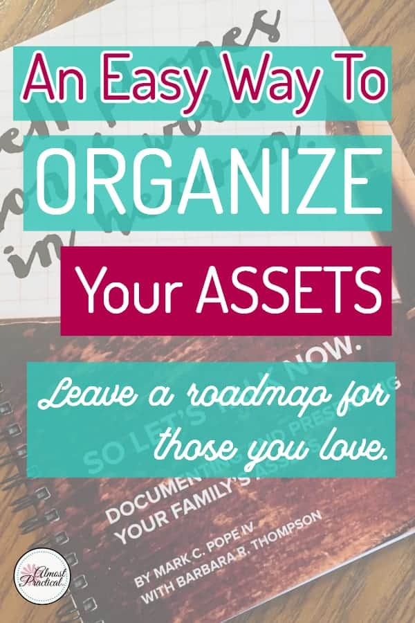 An Easy way to organize your assets
