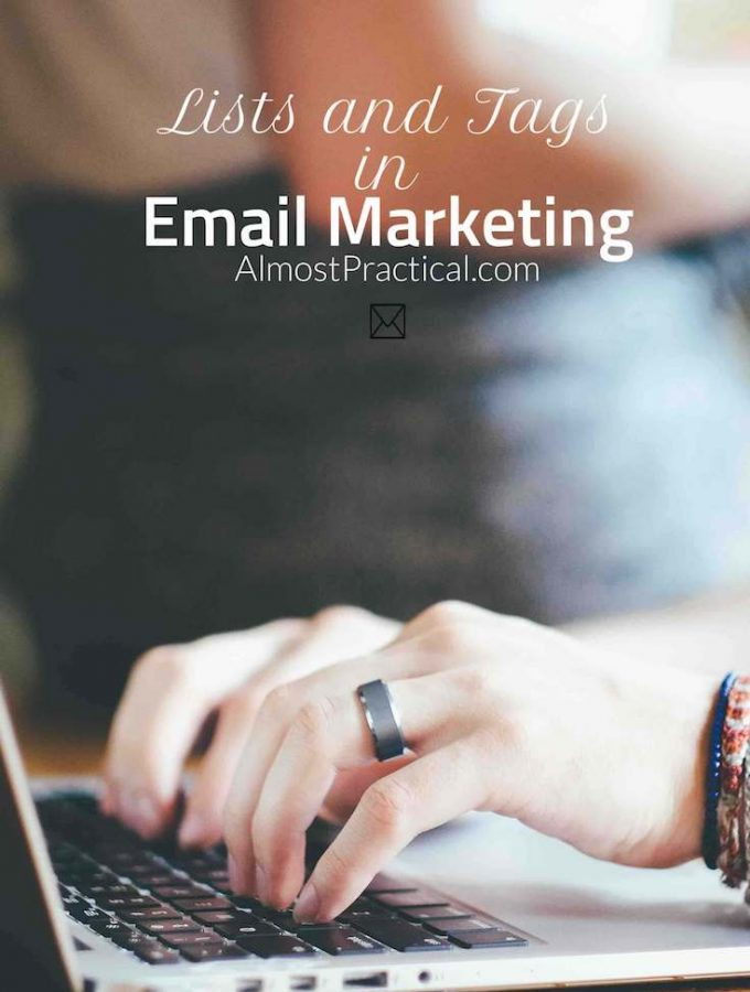 Lists and Tags in Email Marketing