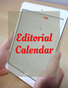 almostpractical.com - Create an Editorial Calendar