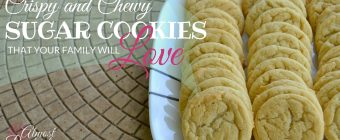 Mouthwatering Sugar Cookie Recipe that Your Family Will Love