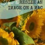 How to Resize Images on a Mac