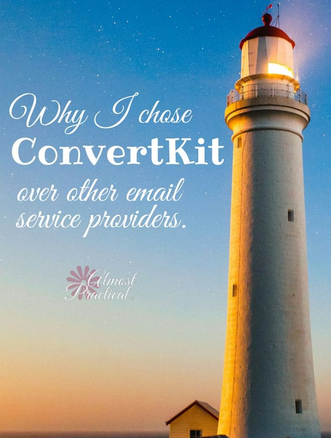 Why I Chose ConvertKit over Other Email Service Providers