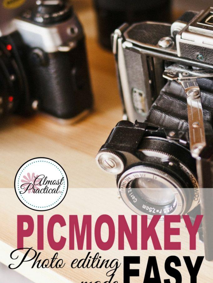 Picmonkey Photo Editor