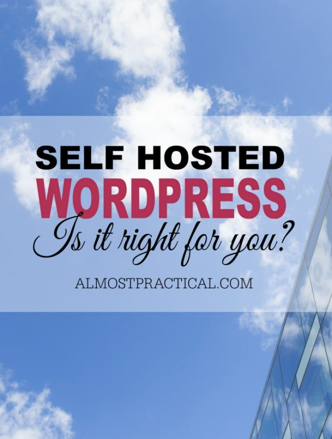 10 Reasons Why Self Hosted WordPress Is Not Right For You