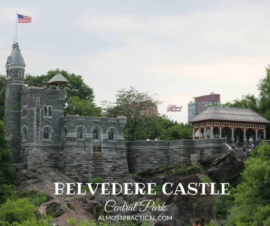 Belvedere Castle in Central Park NYC | New York City