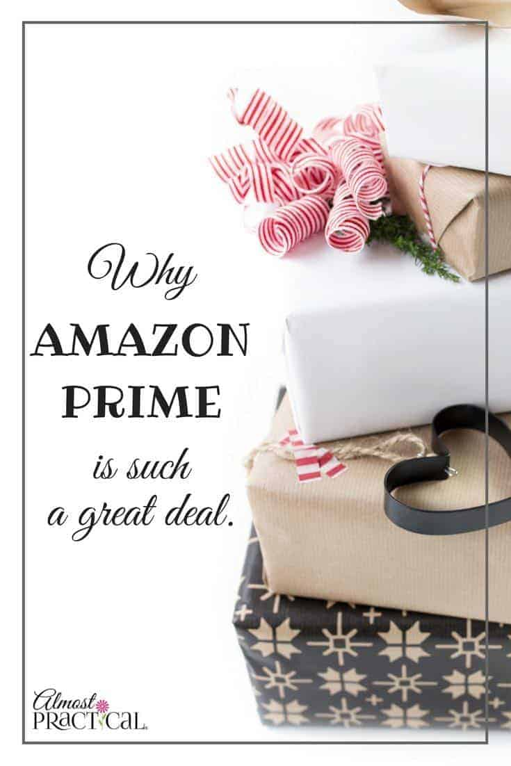 Amazon Prime is about more than just free shipping. You get benefits like Prime Videos, Prime Music, Prime Reading, Audible Channels, Twitch Prime, Early Access to Lightning Deals, and Amazon Prime Day.