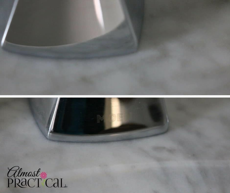 Remove Water Stains From Marble Countertops With This Easy Solution.