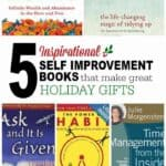 5 Inspirational Self Improvement Books