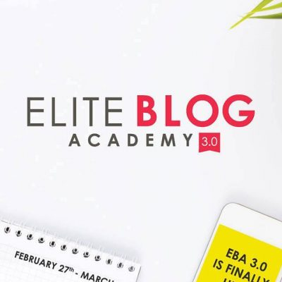 Elite Blog Academy – The Doors are Open
