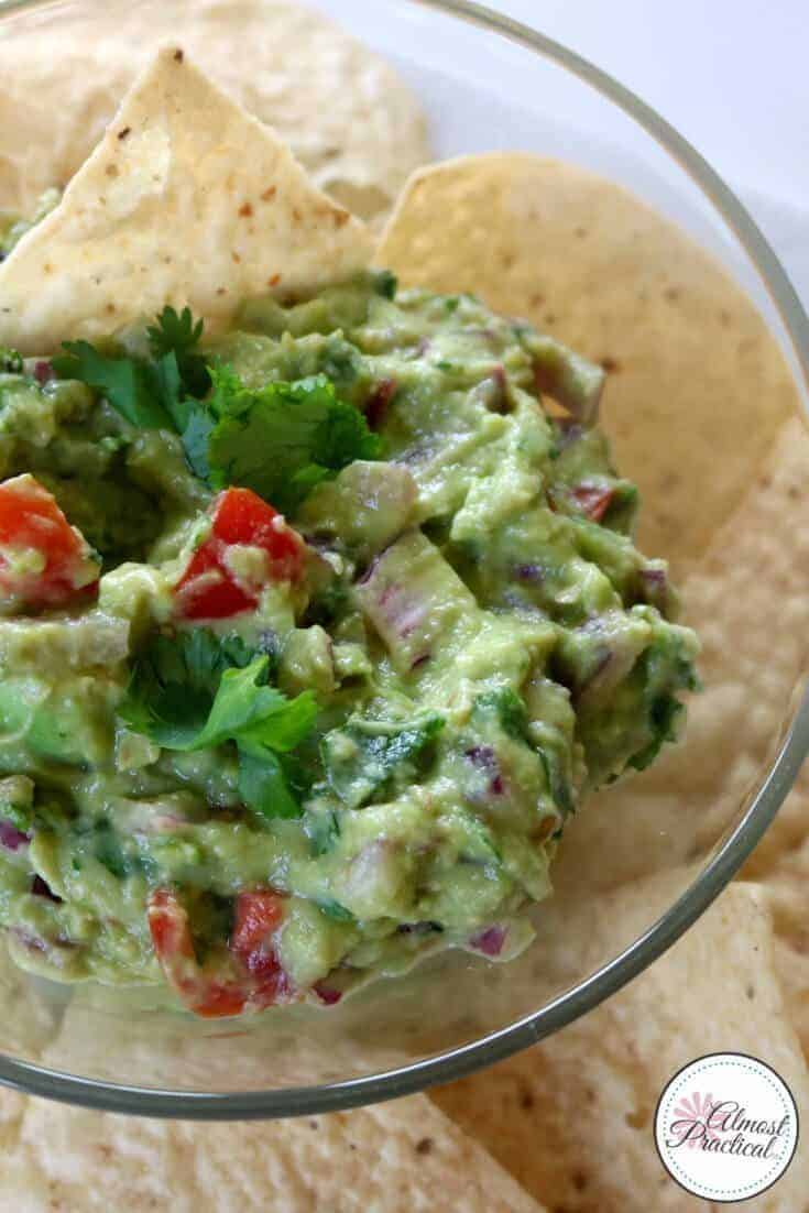 The Best Guacamole Recipe You Will Ever Try