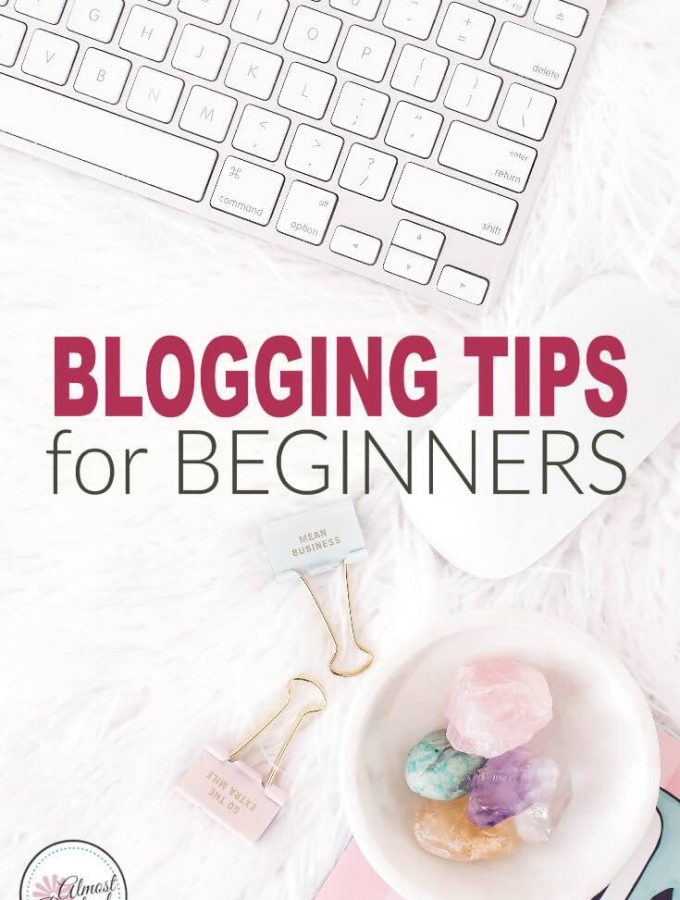 Blogging Tips for Beginners – Ideas to Help You Start a Successful Blog