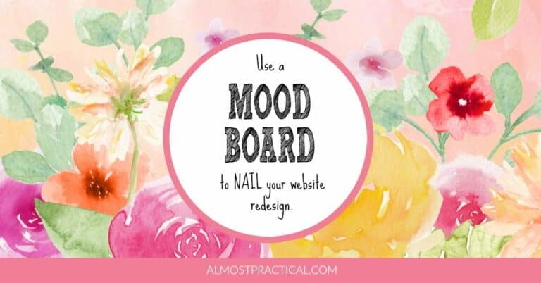 Use a Mood Board to Nail Your New WordPress Theme
