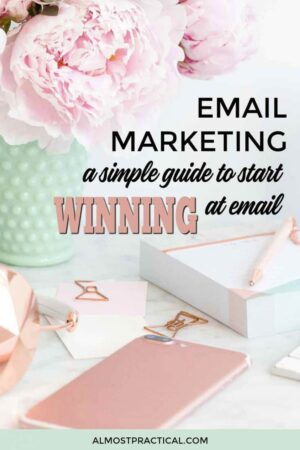 Email marketing tips for bloggers. Go beyond the traditional definition and find out how to use email to connect with your blog audience.