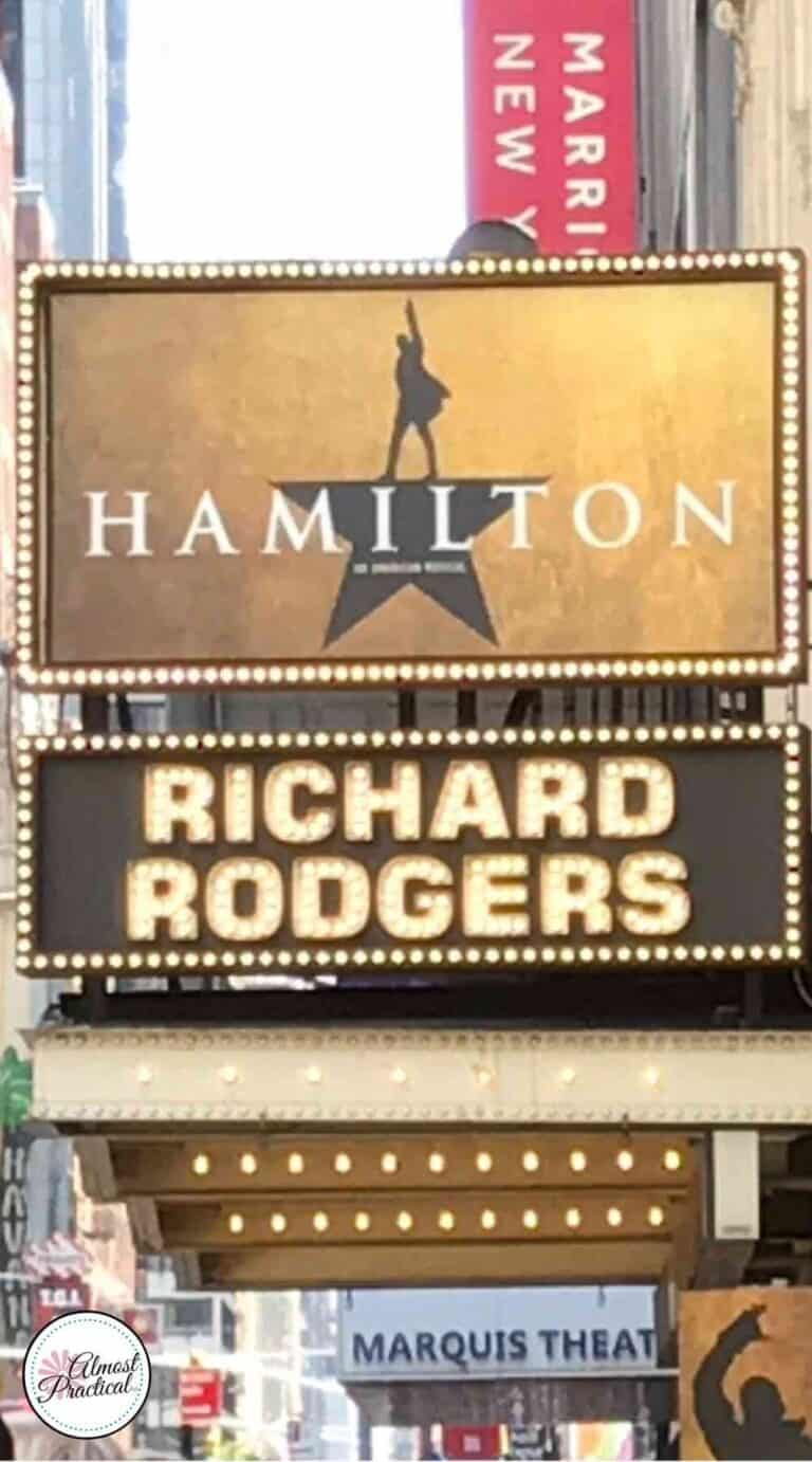 How to Get Hamilton Tickets on Broadway