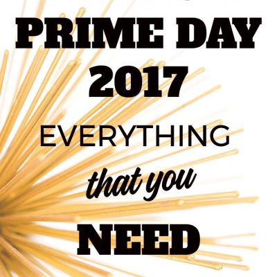 Amazon Prime Day 2017 – Everything You Need To Know