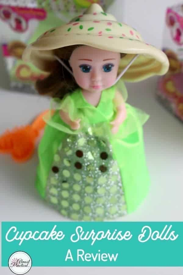 Cupcake Surprise Dolls Review
