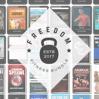 The Freedom Fitness Bundle – You Can't Afford Not to Get Fit