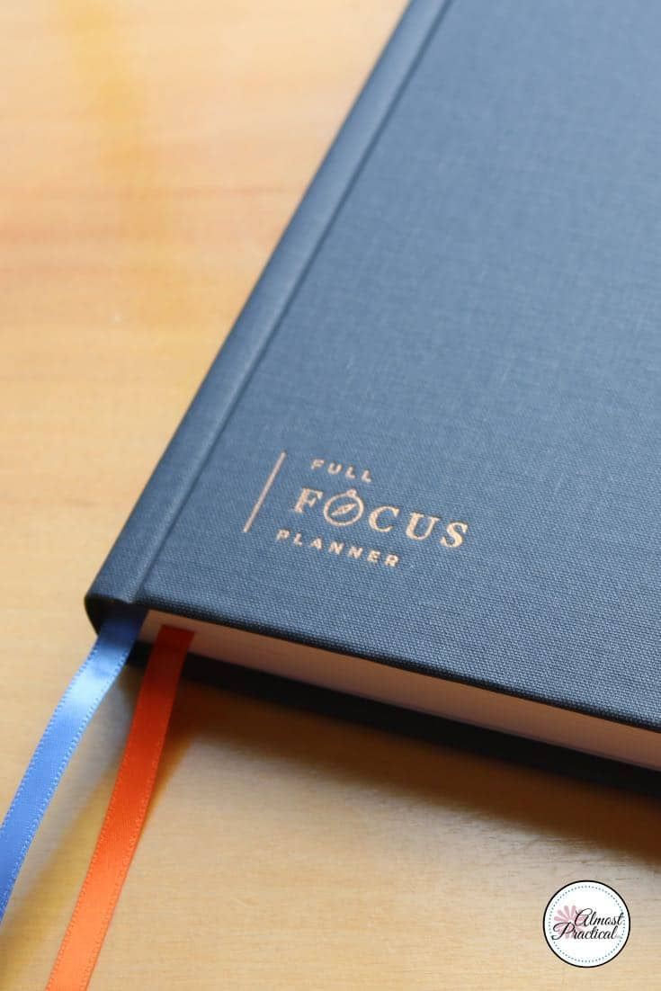 This review explores how this new Full Focus Planner from Michael Hyatt can help you gain focus and increase your productivity through goal setting.
