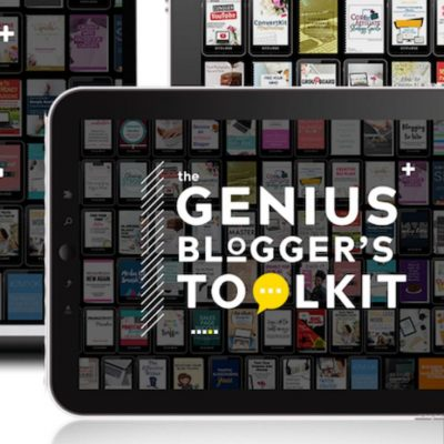 The 2017 Genius Blogger's Toolkit – Take A Look Inside