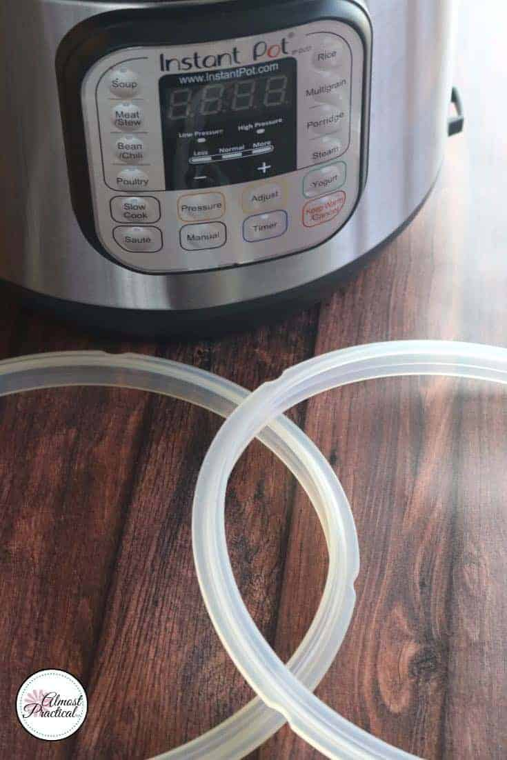 The Best Solution for a Smelly Instant Pot Silicone Ring