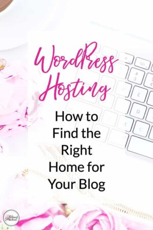 WordPress Hosting - How to find the right home for your self-hosted WordPress blog.