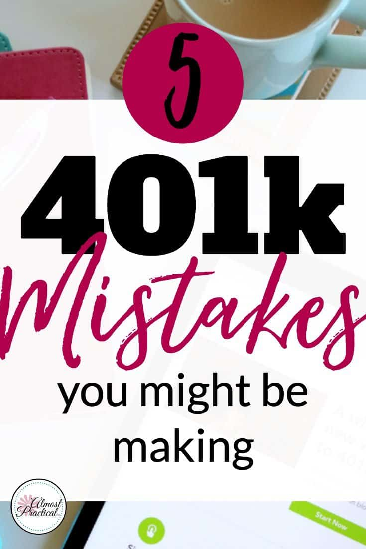 401k Tips for Beginners - Are you making these mistakes with your retirement contributions?
