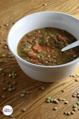 Lentil Soup Recipe for Instant Pot