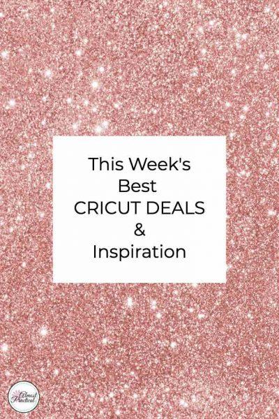 Cricut Deals