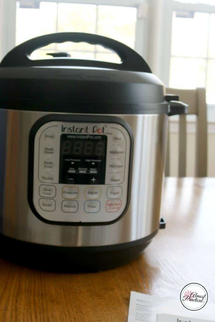 What size Instant Pot is right for your family?