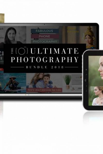 The Ultimate Photography Bundle is Now Live!
