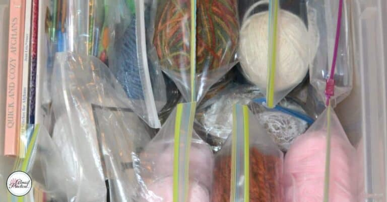 Organizing Craft Supplies in 5 Simple Steps