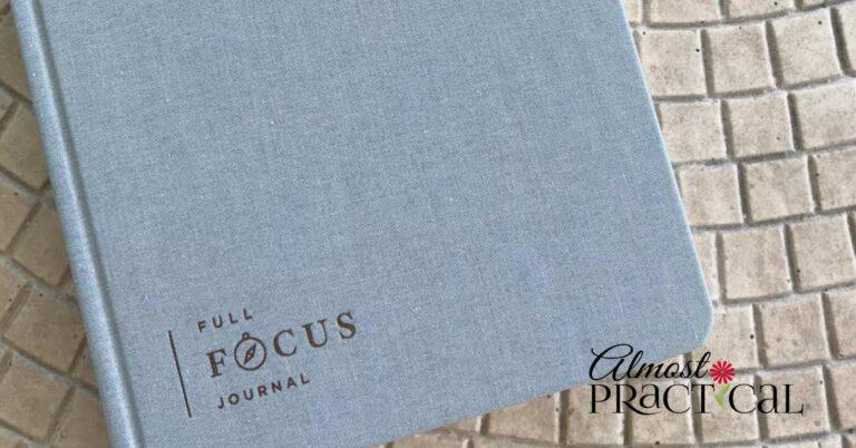 Full Focus Journal by Michael Hyatt – A Review
