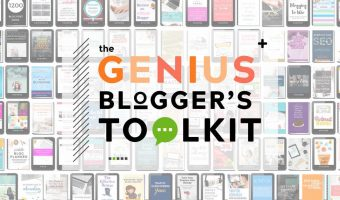 The Genius Blogger's Toolkit Flash Sale – Big Value, Low Cost