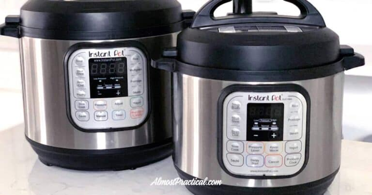3 Quart or 6 Quart Instant Pot – Which one is best for you?