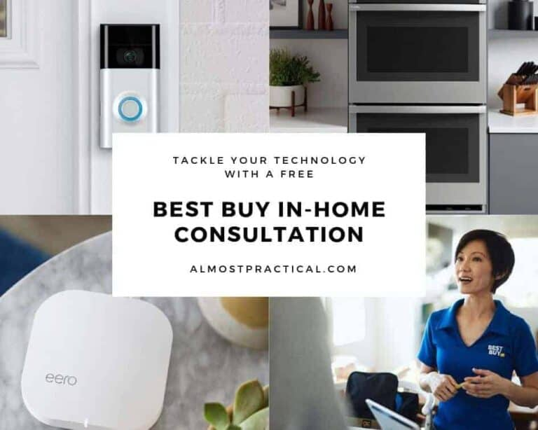 Tackle Your Technology With a FREE Best Buy In-Home Consultation