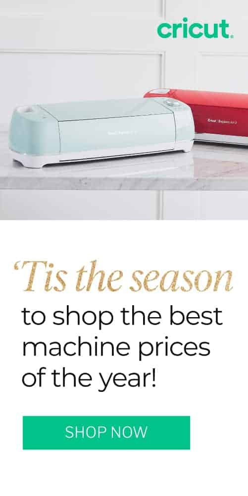 2020 Cricut Black Friday Deals Start Early!