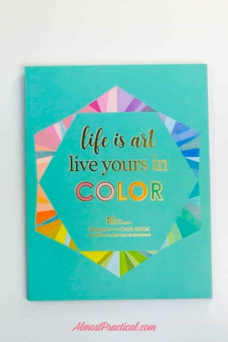 Use Erin Condren Stickers to Dress Up Your LifePlanner