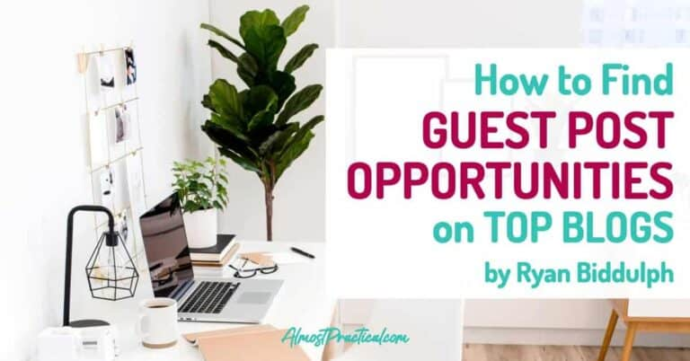 How to Get Invited to Guest Post on Top Blogs