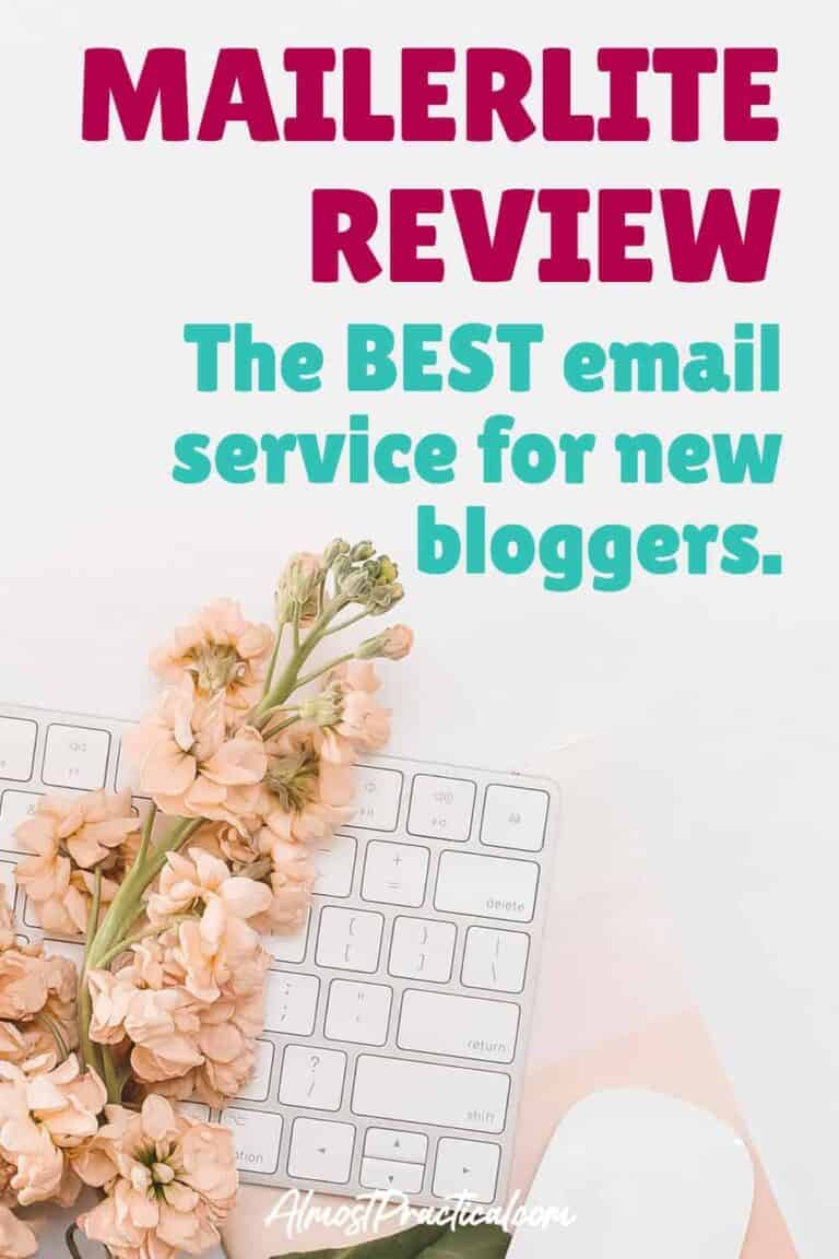 Mailerlite Review – A Great Email Service Provider for Bloggers