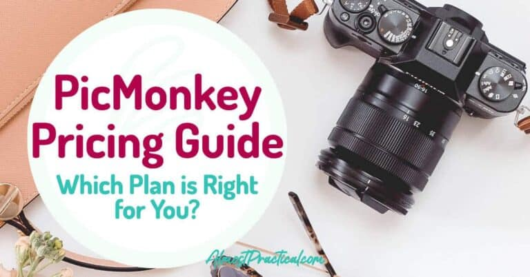2021 PicMonkey Pricing Guide