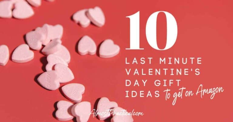 10 Last Minute Valentine's Day Gift Ideas on Amazon