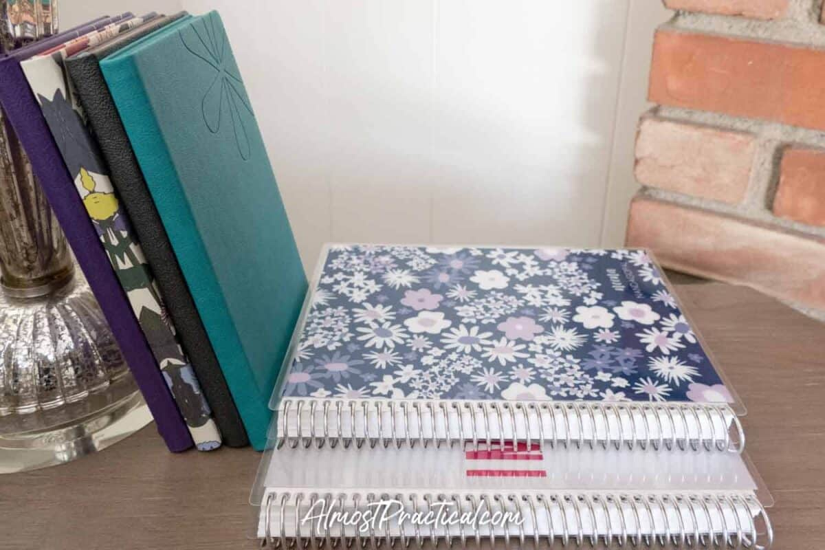 Erin Condren Notebooks