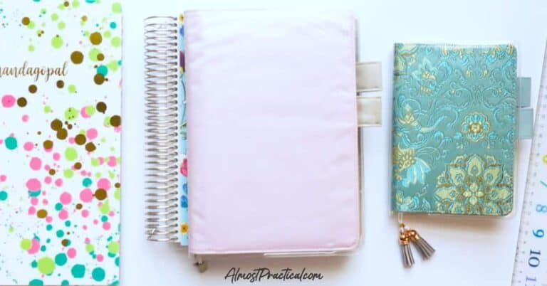 What Size Is An A5 Planner?